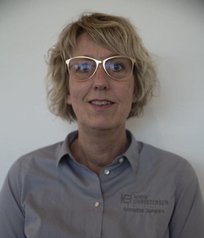Annette W. Jensen