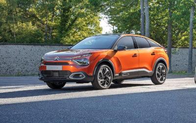 Oplev den nye Citroën C4